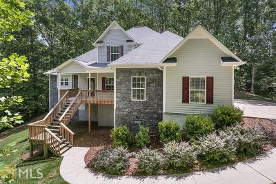 Dawsonville Single Family Home New: 186 Winterhawk Cv