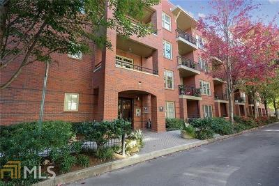 Wilburn House Condo/Townhouse For Sale: 273 12th St #114