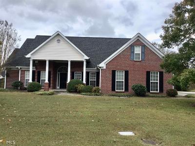 Loganville Single Family Home New: 3870 Butler Springs Dr