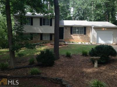 Lilburn Single Family Home Under Contract: 1266 Sandpiper Ln