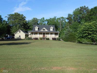 Monroe, Social Circle, Loganville Single Family Home For Sale: 1045 Rock Creek Rd