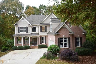 Cumming Single Family Home New: 4630 Wood Cv Trl