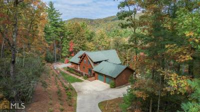 Ellijay Single Family Home Under Contract: 4 Autumn Ln #Tract 58