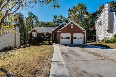 Norcross Single Family Home New: 2770 Woodbine Hill