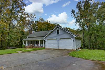 Covington Single Family Home Under Contract: 40 Shoals Creek Rd
