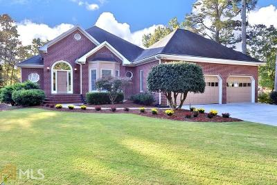 Monroe, Social Circle, Loganville Single Family Home Under Contract: 4009 Governors Cir