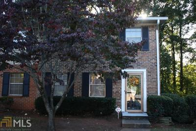 Lawrenceville Condo/Townhouse Under Contract: 201 Northdale Pl
