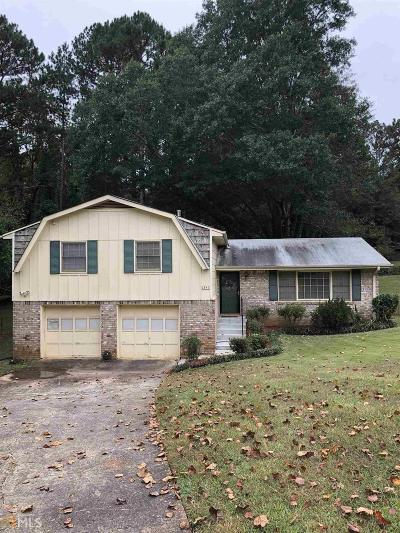 Morrow Single Family Home New: 1345 Monterey Ct