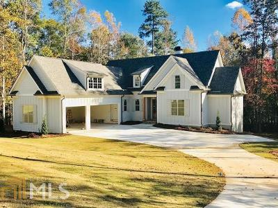 Fayetteville GA Single Family Home Under Contract: $569,900