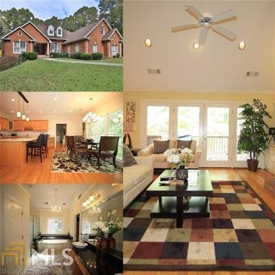 Covington Single Family Home For Sale: 120 Deep Step Rd