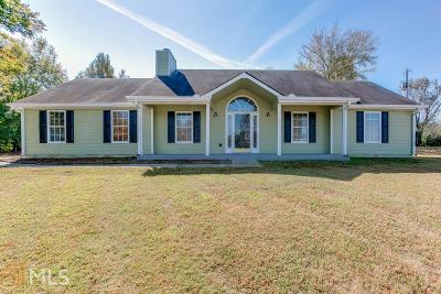 Winder Single Family Home For Sale: 501 Hickeria Way