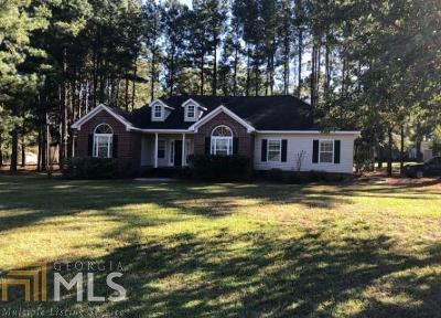 Statesboro Single Family Home For Sale: 917 Tee Pee Way