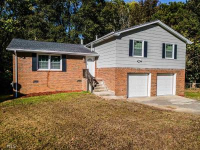 Morrow Single Family Home New: 2124 Baden Ct