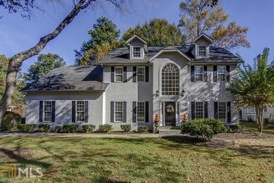 Newnan Single Family Home For Sale: 53 Clubview Dr
