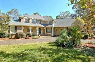 Fayetteville GA Single Family Home For Sale: $725,000