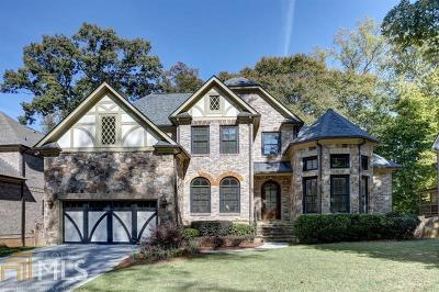 Brookhaven Single Family Home Under Contract: 1902 Wyndale Ct