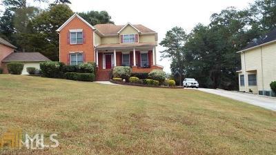 Decatur Single Family Home New: 3470 Cherry Ridge Pl