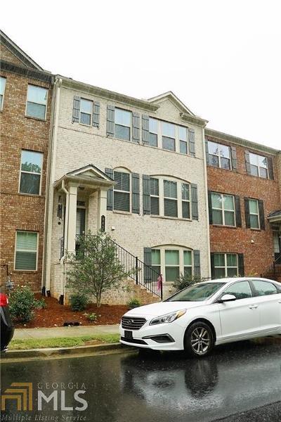 Milton Condo/Townhouse For Sale: 845 Ivy Vine Pl