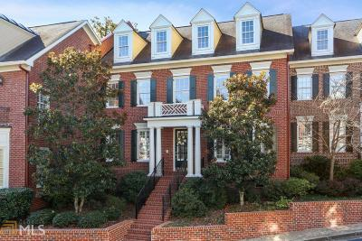 Cobb County Condo/Townhouse For Sale: 2286 Ivy Crest Ln