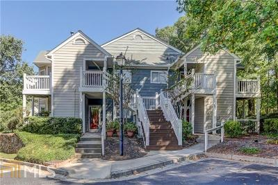 Roswell Condo/Townhouse Under Contract: 606 Mill Pond Rd