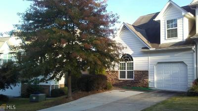 Kennesaw Condo/Townhouse For Sale: 2032 Hoods Fort Cir #19