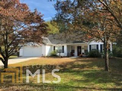 Loganville Single Family Home Under Contract: 260 Skyland Dr