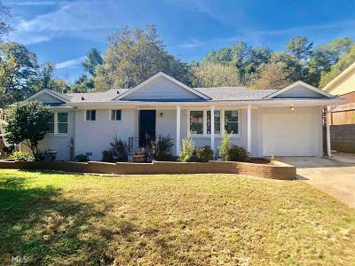 Smyrna Single Family Home For Sale: 2634 Birch St