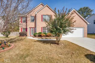 Stone Mountain Single Family Home For Sale: 6724 Pine Valley Trce