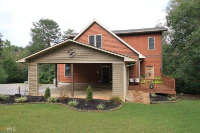 Elbert County, Franklin County, Hart County Single Family Home For Sale: 304 River Ridge Rd