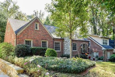 Single Family Home Under Contract: 1337 Greenland Dr
