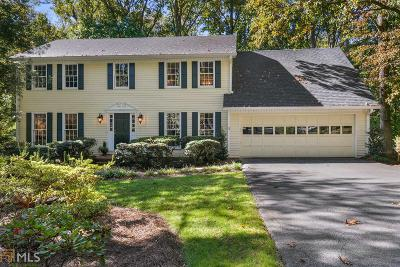 Marietta Single Family Home For Sale: 339 Green Oak Ridge