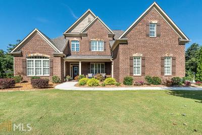 Kennesaw Single Family Home For Sale: 1595 Davis Farm Dr