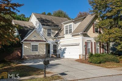 Scottdale Single Family Home Under Contract: 3414 Lantern Vw Ln