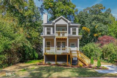 Scottdale Single Family Home Under Contract: 741 McLendon Dr