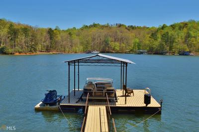 Dawsonville Single Family Home Under Contract: 39 Laurel Trl S