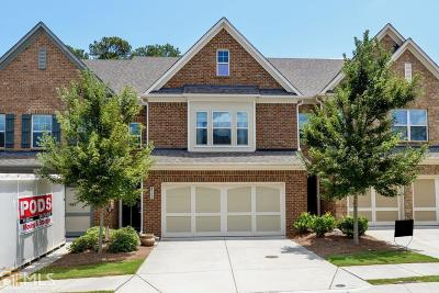 Suwanee Condo/Townhouse For Sale: 4120 Madison Bridge Dr
