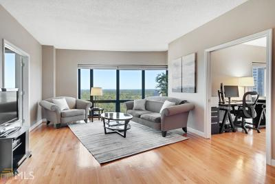 The Oaks At Buckhead Condo/Townhouse Under Contract: 3475 Oak Valley Rd #1870