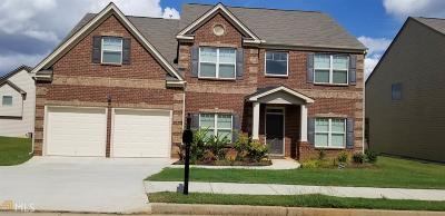 Rex Single Family Home New: 3178 Rex Ridge Dr