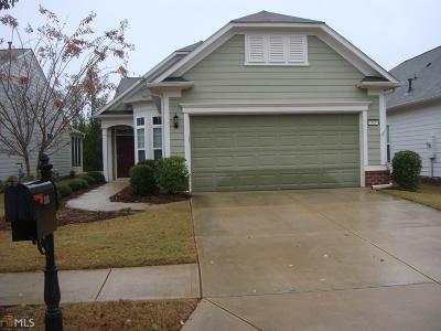 Sun City Peachtree Single Family Home For Sale: 313 Sandy Springs Dr