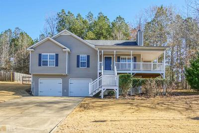 Dallas GA Single Family Home Back On Market: $164,900