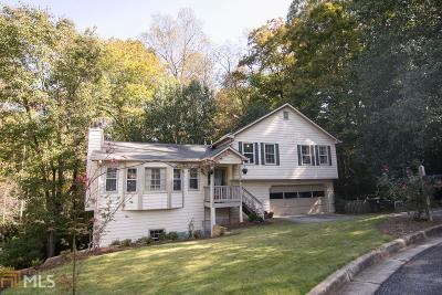 Sugar Hill Single Family Home Under Contract: 5105 Maltdie Ct