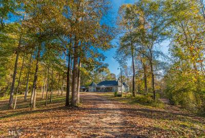 Banks County Single Family Home Under Contract: 493 E Freeman St