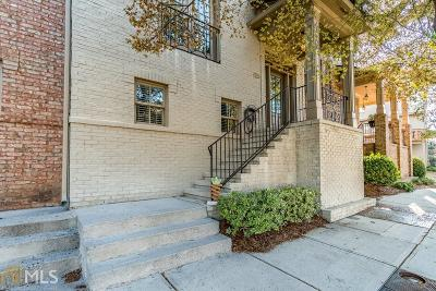 Suwanee Condo/Townhouse For Sale: 3658 Chicago St