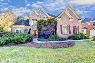 Brookhaven Single Family Home For Sale: 1035 Mill Overlook