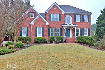 Lawrenceville Single Family Home For Sale: 1151 Ruby Nelson Ct