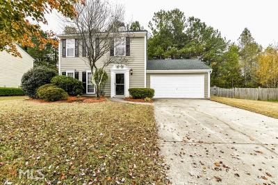 Marietta Single Family Home For Sale: 1973 Hidden Valley Dr