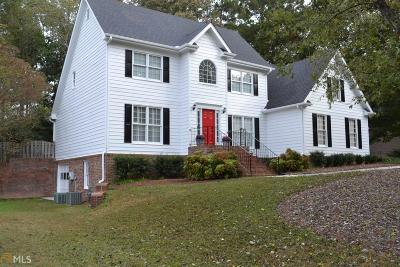 Conyers Single Family Home Under Contract: 2910 Southpark Ter