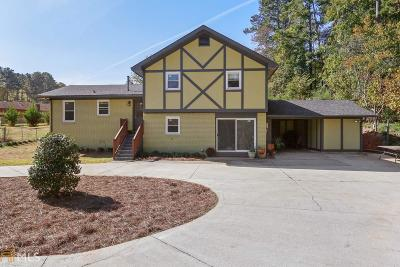 Cumming Single Family Home For Sale: 910 Timber Lake Dr