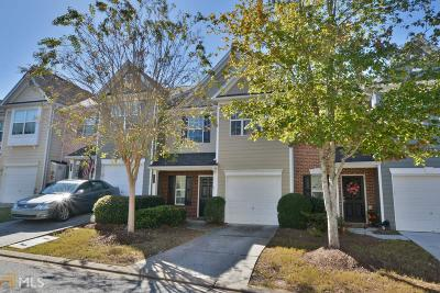 Woodstock Condo/Townhouse For Sale: 906 Magnolia Leaf Dr