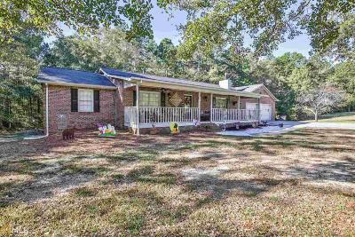 Hoschton Single Family Home For Sale: 1880 Holman Rd